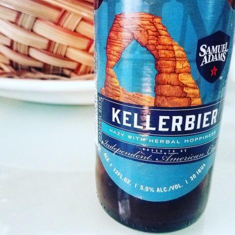 Обзор пива. Samuel Adams Kellerbier.
