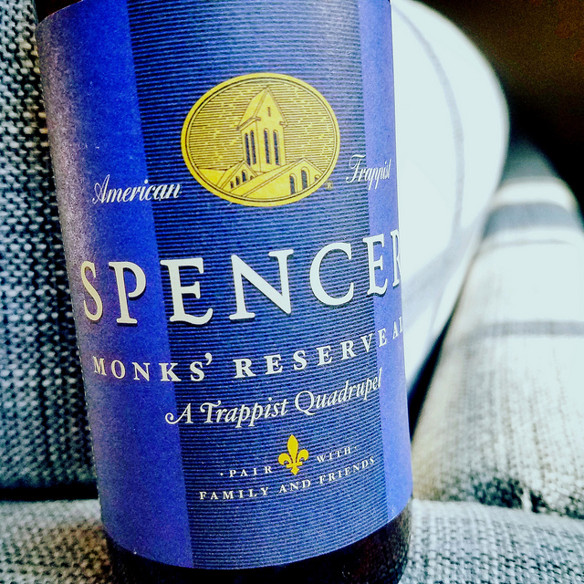 Обзор пива. Spencer Monks' Reserve Ale.