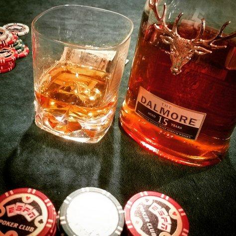 Обзор виски. Dalmore 15.