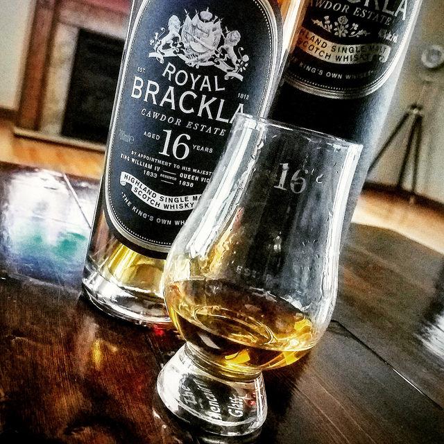Обзор виски. Royal Brackla 16.