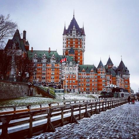 Канада, Квебек Сити. [Canada, Quebec City].
