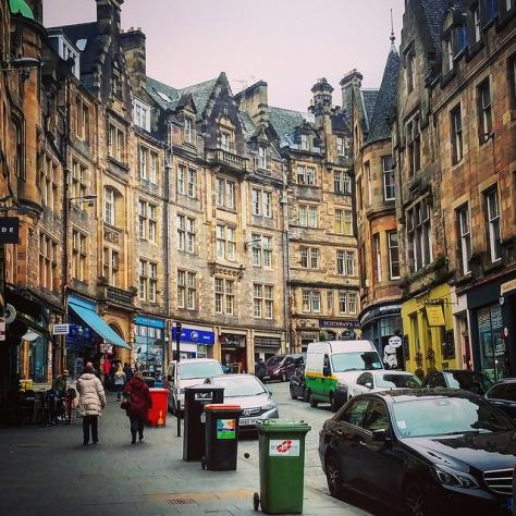 Регион Lowlands. Город Эдинбург. [Edinburgh].