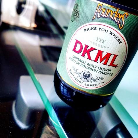 Обзор пива. Founders DKML.