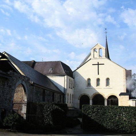 Монастырь [Аббатство] Notre-Dame de Saint Remy. [Rochefort. Рошфор.]