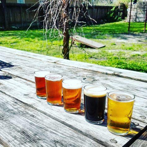 Крафтовая пивоварня. City Acre Brewery.