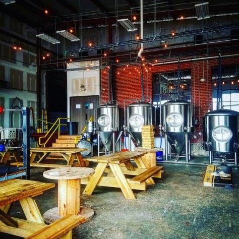 Крафтовая пивоварня. Sigma Brewery.