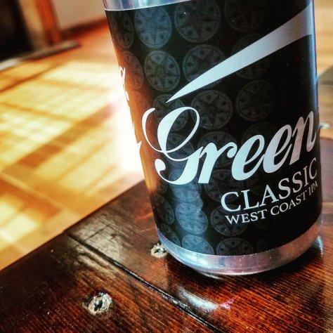 Обзор пива. Brash Cali Green.
