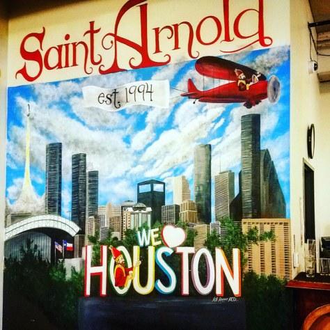 Крафтовая пивоварня. Saint Arnold Brewery.