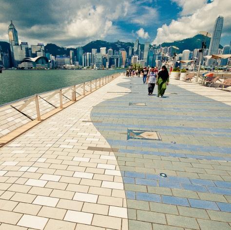 Гонконг. [Hong Kong.]