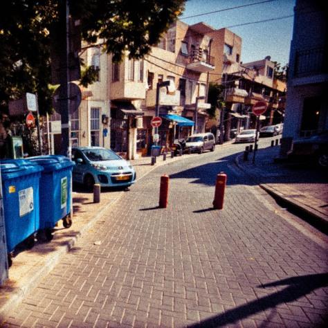 Израиль. Тель Авив. [Israel. Tel Aviv.]