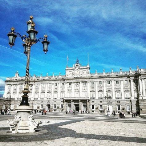 Испания. Мадрид. [Spain. Madrid.]