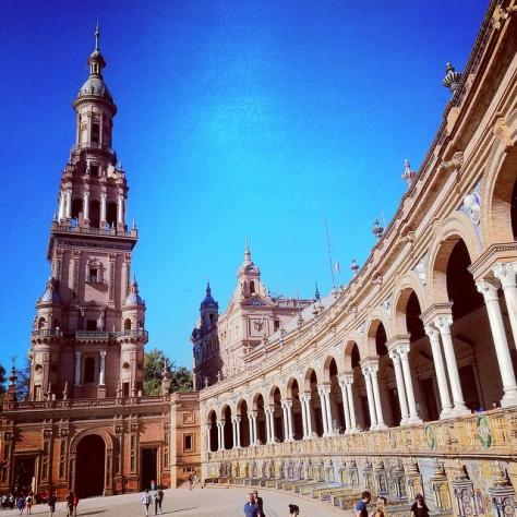 Испания. Севилья. [Spain. Sevilla.]
