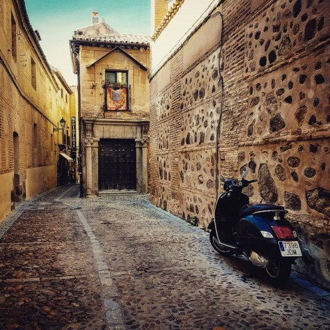Испания. Толедо. [Spain. Toledo.]