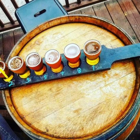 Крафтовая пивоварня. Platypus Brewery.
