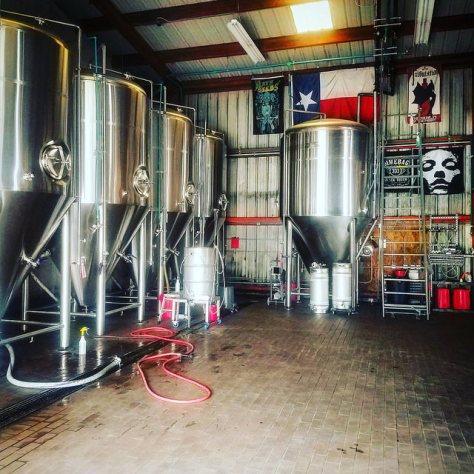 Крафтовая пивоварня. Brash Brewery.