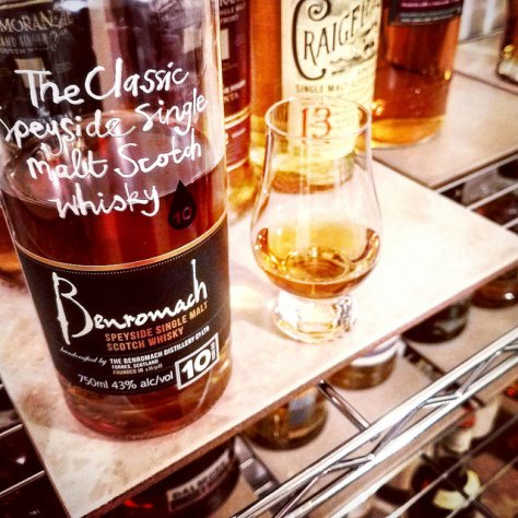 Обзор виски. Benromach 10.