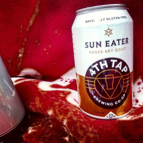 Обзор пива. 4th Tap Sun Eater.