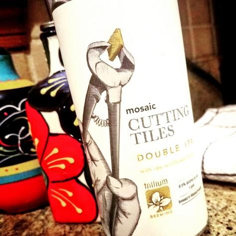 Обзор пива. Trillium Cutting Tiles Mosaic.