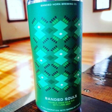 Обзор пива. Banded Horn Banded Souls.