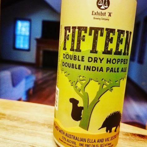 Обзор пива. Exhibit A Fifteen.