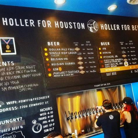 Крафтовая пивоварня. Holler Brewery.