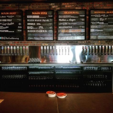 Крафтовая пивоварня. Karbach Brewery.