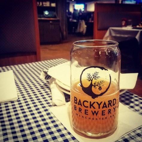 Крафтовая пивоварня. Backyard Brewery.