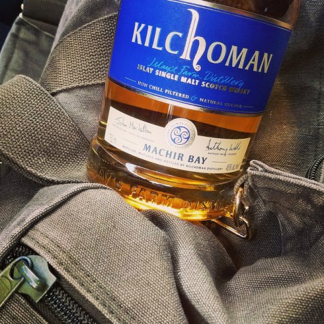 Обзор виски. Kilchoman Machir Bay.