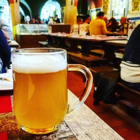 Крафтовая пивоварня. Trindade Brewery.