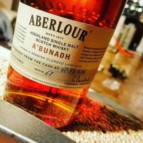 Aberlour A'bunadh Batch 61.