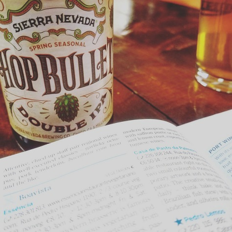 Обзор пива. Sierra Nevada Hop Bullet Double IPA.