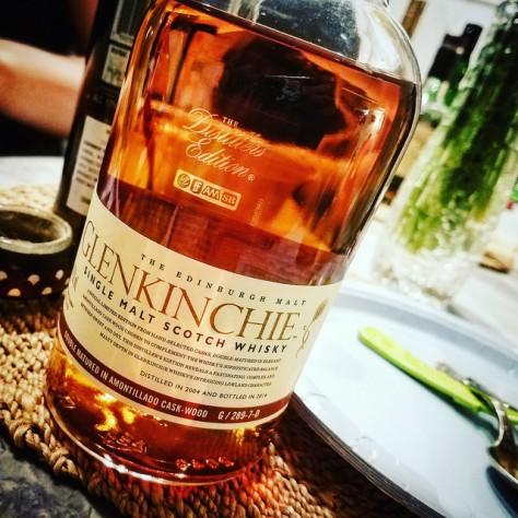 Glenkinchie Distillers Edition.