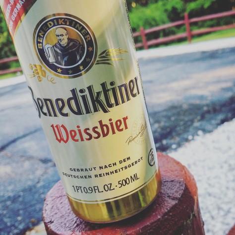 Обзор пива. Ettaler Benediktiner Weizen.