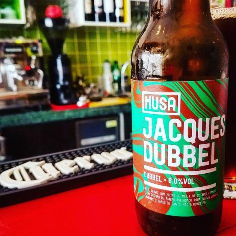 Обзор пива. Musa Jacques Dubbel.