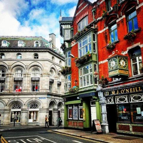 Ирландия. Дублин. [Ireland. Dublin.]