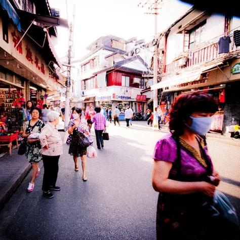 Пять причин любить и ненавидеть Шанхай. [2014.]