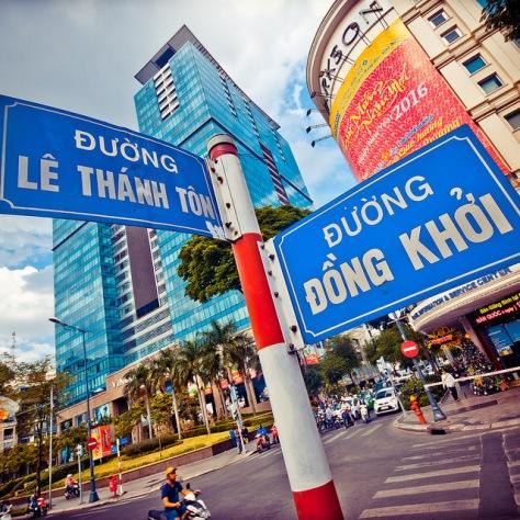 Вьетнам. Сайгон. [Хо Ши Мин Сити.][Vietnam. Saigon.]