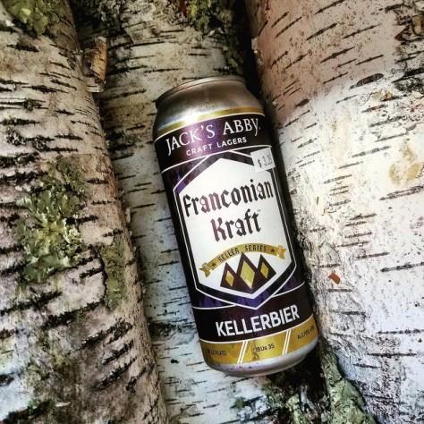 Обзор пива. Jack's Abby Franconian Kraft Kellerbier.
