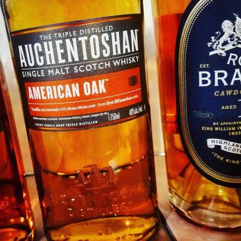 Обзор виски. Auchentoshan American Oak.