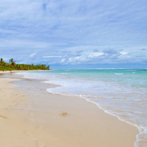 Пуэрто Рико. Остров Кулебра. [Puerto Rico. Culebra.]
