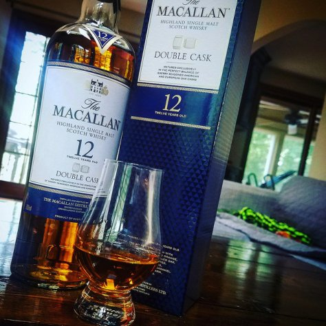Обзор виски. Macallan 12 Double Cask.