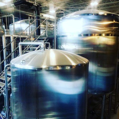 Крафтовая пивоварня. Tree House Brewery. Фотоотчёт.