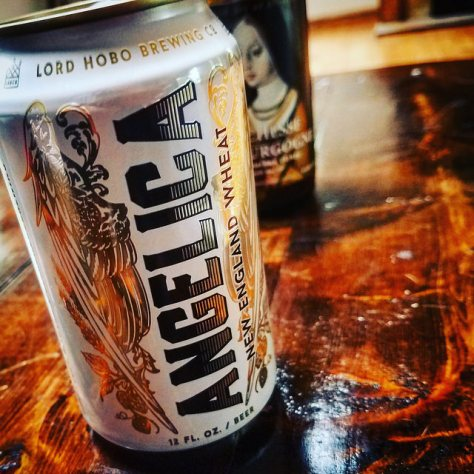 Обзор пива. Lord Hobo Angelica.