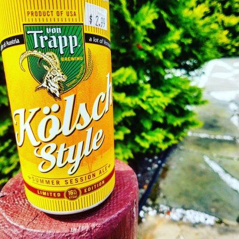 Обзор пива. Von Trapp Kölsch.