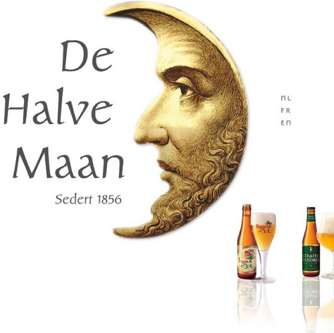 Пивоварня Месяца. Июль 2018. De Halve Maan [Straffe Hendrik].