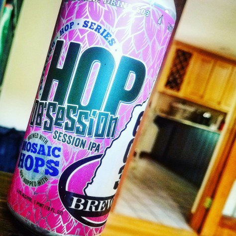 Обзор пива. 603 Hop Obsession.