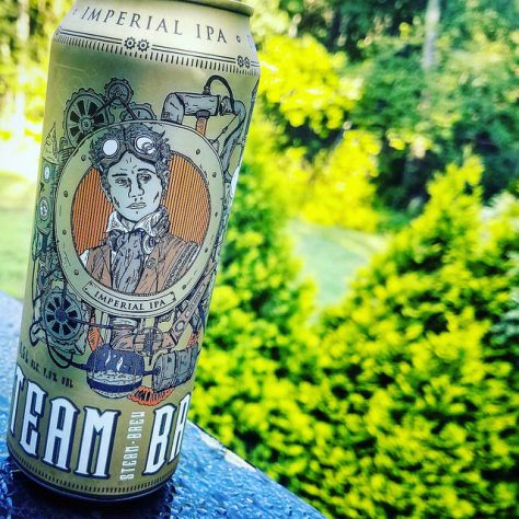 Обзор пива. Eichbaum Steam Brew Imperial IPA.