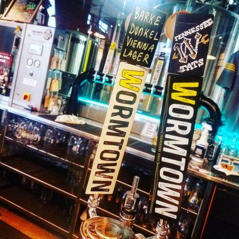 Крафтовая пивоварня. Wormtown Brewery. Фотоотчёт.