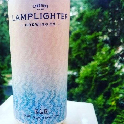 Обзор пива. Lamplighter Ele.
