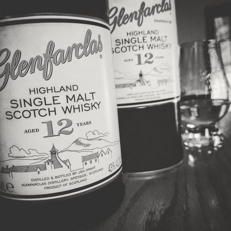 Обзор виски. Glenfarclas 12.